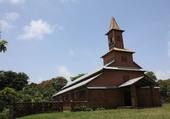 Eglise du bagne de Cayenne