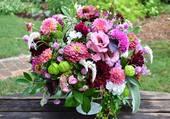 Jolie composition florale
