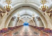 Moscou les plus belles stations de métro