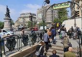 Puzzle Le métro à paris