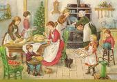 familles au fourneaux
