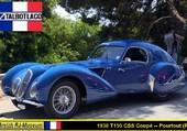 Talbot-Lago T150 CSS Pourtout