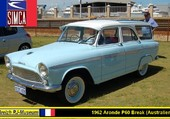 Simca Aronde P60 Break australien