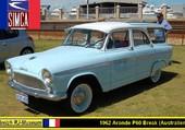 Simca Aronde P60 Break australien