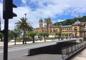 Place de St Sébastian Espagne