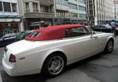 ROLLS ROYCE PANTHOM DROPHEAD COUPE