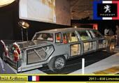 Peugeot 404 Limovian