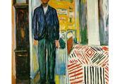 Edvard Munch: Autoportrait