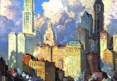Puzzle Colin Campbell Cooper: New-York