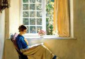 Harold Knight: Morning Sun
