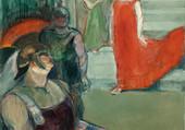 Puzzle Messaline Toulouse Lautrec