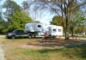 Puzzle camping