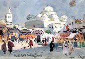 C Campbell Cooper: Tunis
