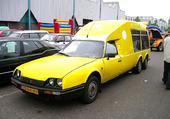 Citroën cx 6 roues