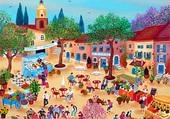 Puzzle Y Salmon Duval: St Tropez