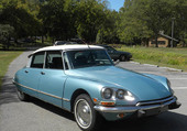 CITROEN DS EXPORTATION USA