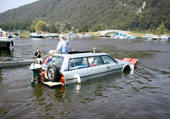 CITROEN CX BREAK AMPHIBIE