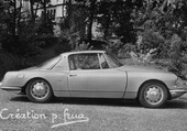 CITROEN DS 19 COUPE  GT