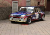 R5 turbo Tour de Corse