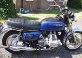 Puzzle 1000 GL GOLDWING 1979