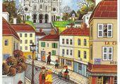 Bin Kashiwa : Montmartre