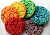 Puzzle Sablés colorés