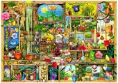 Puzzle Colin Thompson The gardeners
