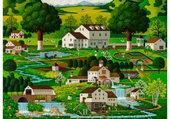 Puzzle C Wysocki: Heritage farm