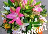 Belle journée fleurie