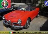Alfa-Romeo 1600 Pinifarina