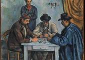 Joueurs de carte Cézanne