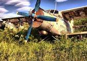 épave avion