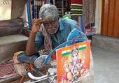 Puzzle Conducteur indien et son fier rickshaw !