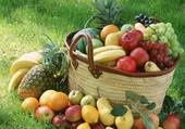 profusion de fruit
