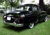 VAUXHALL CRESTA SALOON 1955