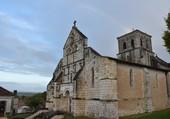 Eglise à l'arc en ciel
