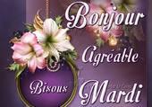 fleurs et bijou