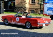 FORD MUSTANG GT350 CONVERTIBLE 1966
