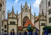 synagogue à prague
