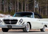 Chrysler    model        D 1961