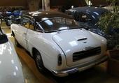 AUTOBLEU 4CV COUPE CHAPRON 1955