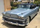 buick rodmaster 1958