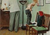 Norman Rockwell: un bon docteur
