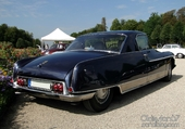 DS 19 COUPE DANDY CHAPRON 1964
