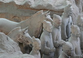 La cavalerie de l'empereur