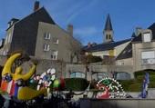 Puzzle Château-Chinon hiver