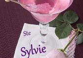 cocktail pour sylvie