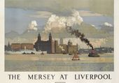 The Mersey at Liverpool