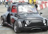 Puzzle FIAT 500 MOTEUR V8 FERRARI