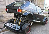 GOLF VW SERIE 1